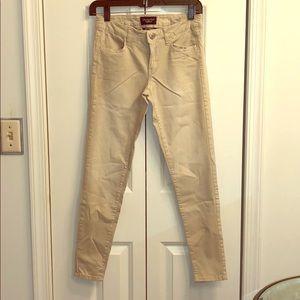AEO skinny khaki